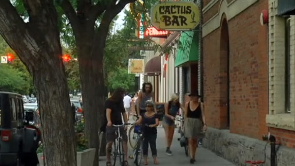 Downtown Boise's Cactus Bar named Uber's most popular destination in Idaho